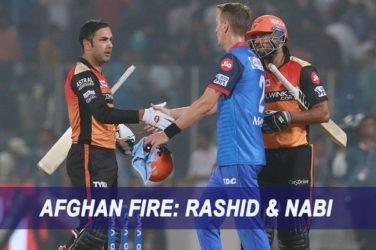 IPL 2019 Match Report M16 - DC VS SRH