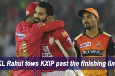 IPL 2019 Match Report M22 - KXIP VS SRH