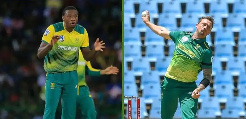 Dale Steyn, Kagiso Rabada on track to full recovery before World Cup