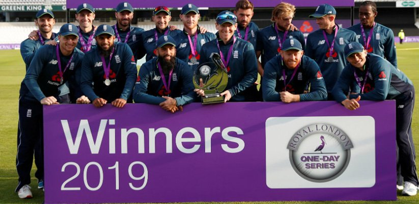 England trash Pakistan side secure 4-0 series win