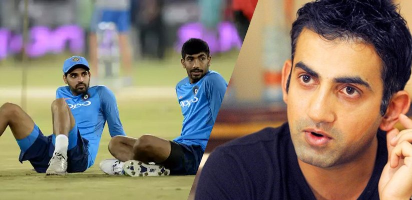 Gambhir believes India are a pacer short at the World Cup