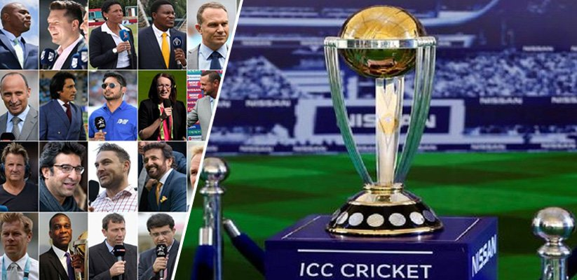 ICC announce ICC Men's Cricket World Cup 2019 commentator