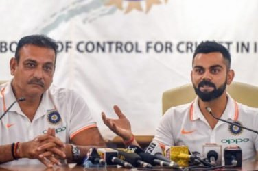 Kohli pre-departure press conference