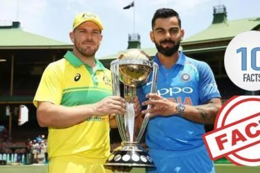 Top 10 facts on ICC World Cup
