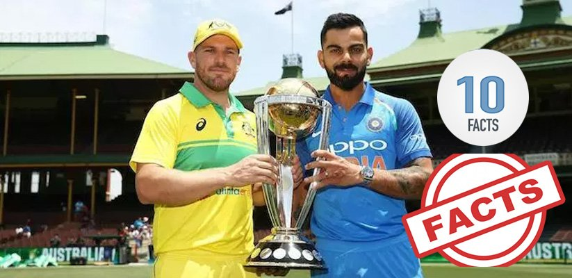 Top 10 facts on ICC World Cup you probably didn't Know