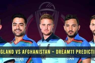 England vs Afghanistan – Dream11 Prediction