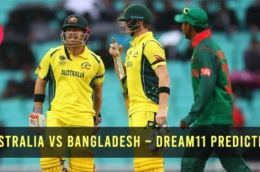 ICC CWC19   Australia vs Bangladesh