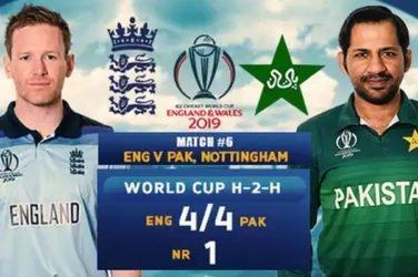 ICC CWC19   England vs Pakistan