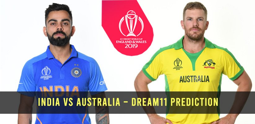 India vs Australia – Dream11 Prediction