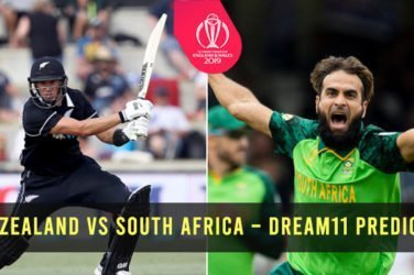 New Zealand vs South Africa – Dream11 Prediction