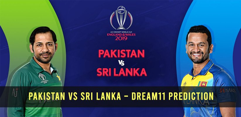 Pakistan vs Sri Lanka – Dream11 Prediction
