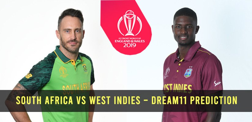 South Africa vs West Indies – Dream11 Prediction