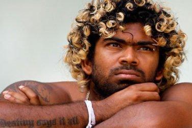 Sri Lanka aiming to bid farewell to malinga