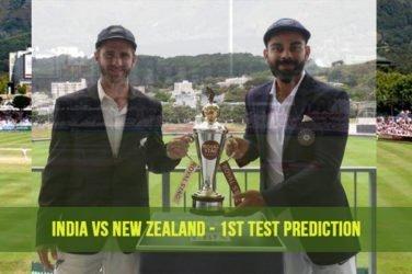 India vs NZ 2020