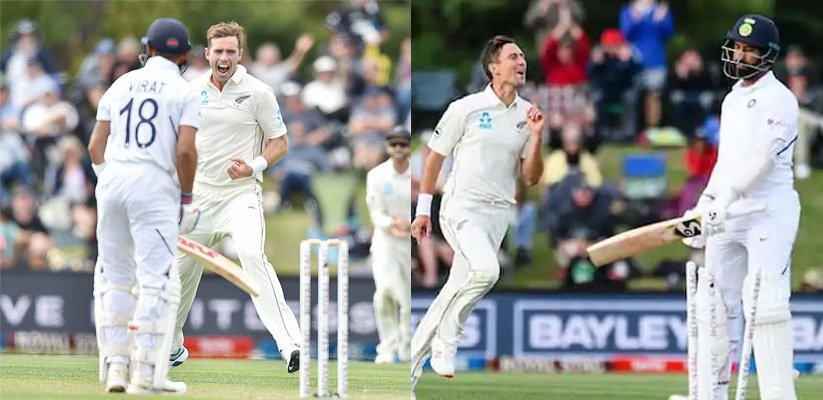 India vs New Zealand, 2nd Test - Day 2