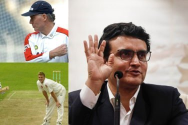 Five Sourav Ganguly Controversies