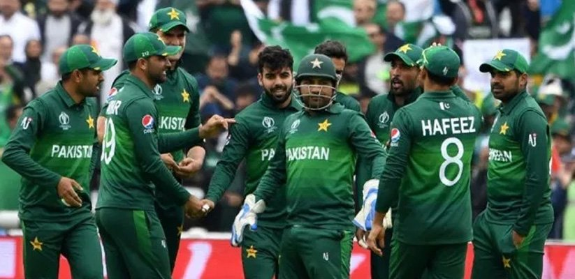 Ten Pakistan players tested positive for COVID-19