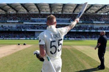 Ben Stokes set for Captaincy