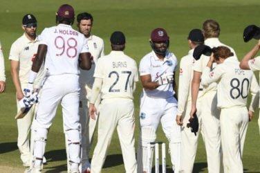 West Indies beat England