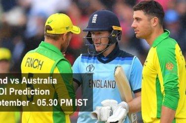 England vs Australia 2nd OD