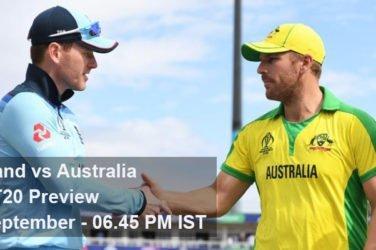 England vs Australia 2nd T20 Preview