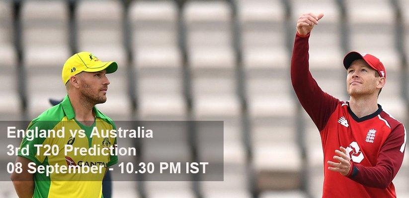 England vs Australia 3rd T20