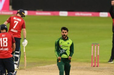 England vs Pakistan 3rd T20 Match