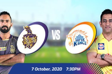 IPL 2020 KKR VS CSK Prediction
