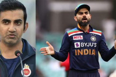 Gambhir-Lashes-Out-at-Kohli's-'Poor-Captaincy'