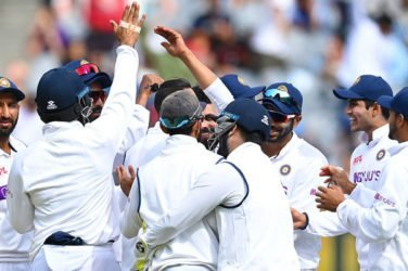 AUS vs IND 2nd Test