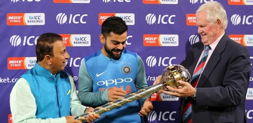 Cricket Team Rankings