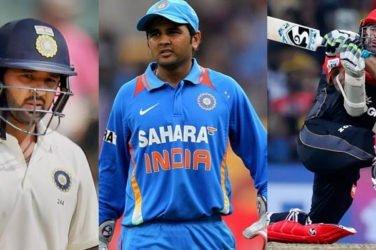 Parthiv Patel Announces His Retirement