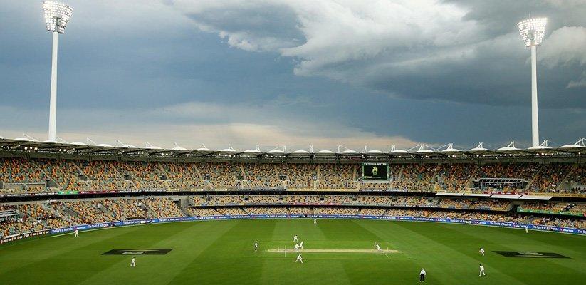 Gabba Test Brisbane