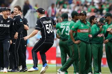 Bangladesh NZ tour, 2021