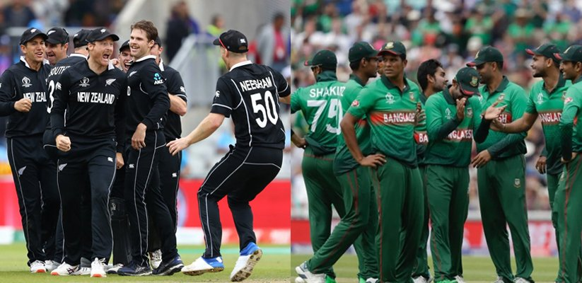 Bangladesh NZ tour, 2021