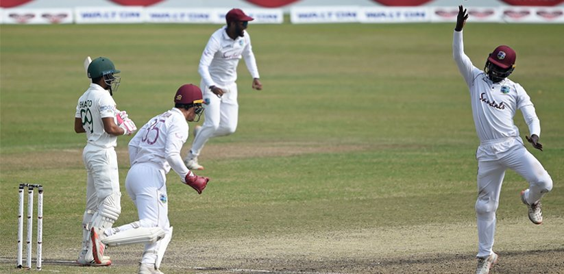 West Indies Dramatic Series Win Over Bangladesh