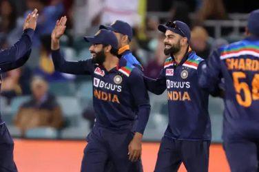 India Vs England 1st T20I