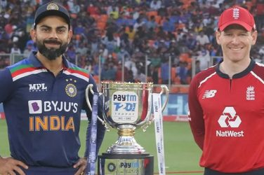 India Vs England 2nd T20I