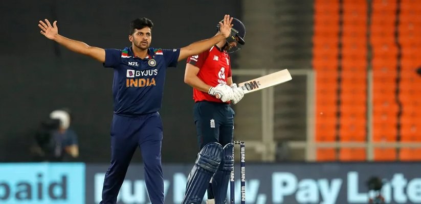 India Vs England 5th T20