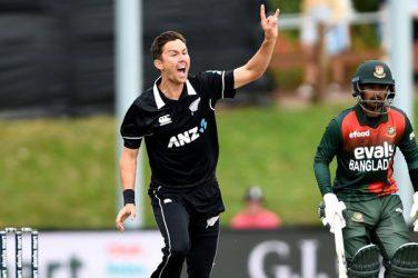 New Zealand Vs Bangladesh 2nd ODI