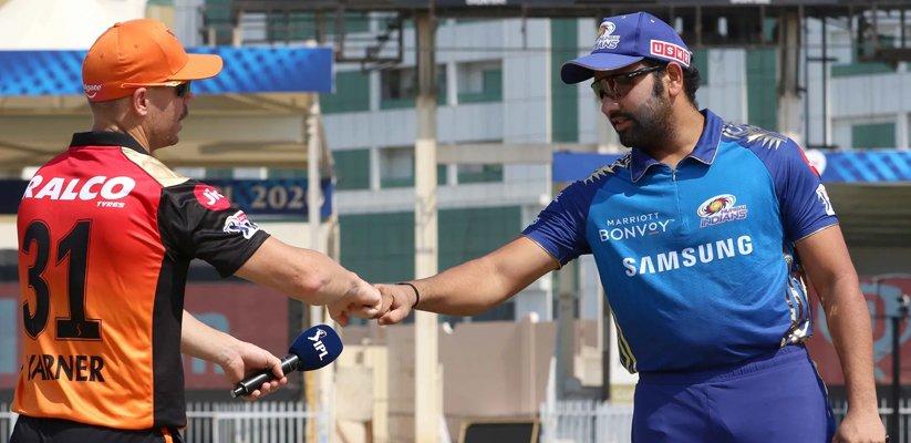 Mumbai Indians vs Sunrisers Hyderabad