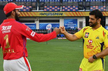 Punjab Kings vs CSK