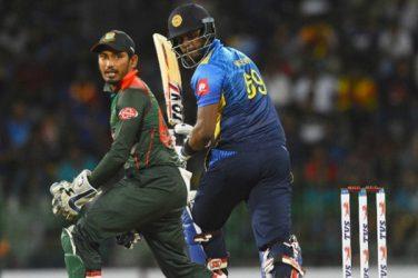 Bangladesh vs Sri Lanka 1st ODI