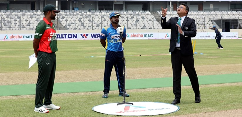 Bangladesh vs Sri Lanka 2nd ODI