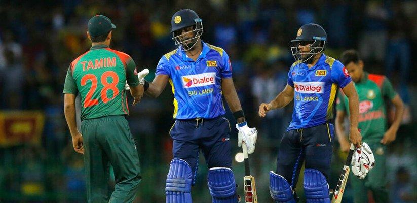 Sri Lanka to tour Bangladesh