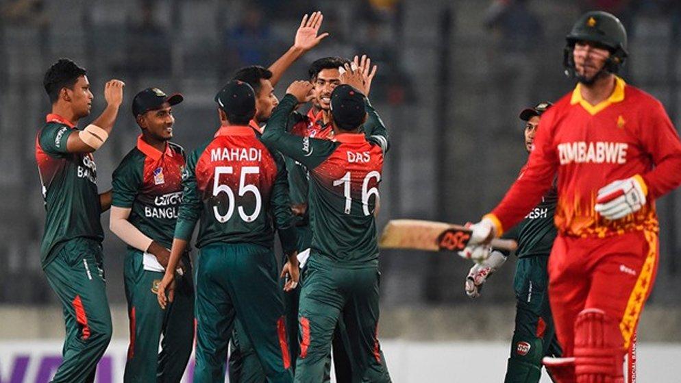 Bangladesh Zimbabwe Tour