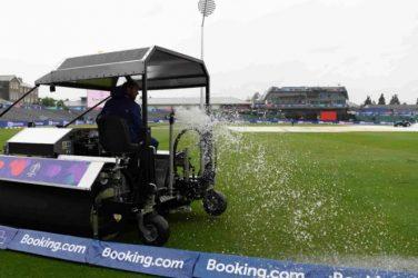 ICC tournaments weather
