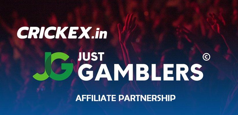 Crickex partnership justgambler