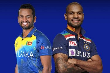 India-Sri Lanka ODI Series
