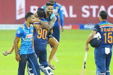 SL vs IND 2nd ODI